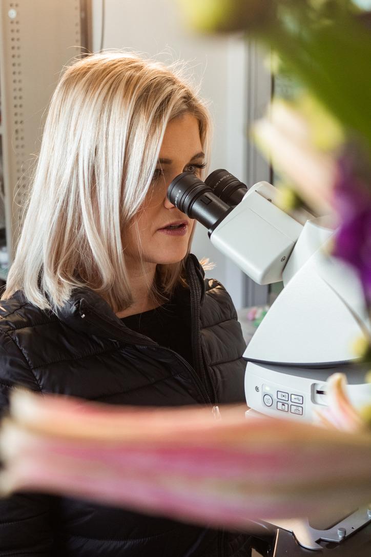 Dr Kirstin Fearnhead Histopathology